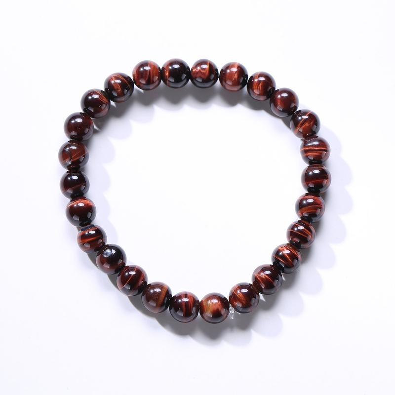 gelang Tiger Eye Merah